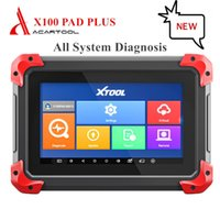 새로운 XTOOL X100 패드 플러스 모든 시스템 진단 키 프로그래머 OBD2 스캐너 자동 진단 도구 EPB, DPF, Immo, TPMS, ABS, ABS 활성 TEST1