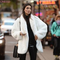 2021 Новый классический реальный меховой шерсть натуральный мех вязаная верхняя одежда зимняя куртка женщин белый толстый держать теплую уличную женскую моду