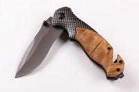 Top Commercio all'ingrosso x50 332 DA43 DA51 338 coltelli pieghevoli pieghevoli assist 5cr15mov lama con scatola coltello da tasca A07 A16 616 campeggio coltello da caccia