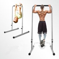 Fitness einstellbare horizontale Bar, Push-Up-Ständer-Pull-up-Pole, multifunktionale Ausrüstung Home tragbare einfache horizontale Balken1