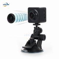 Caméras Mini Caméra IP Poussez la vidéo Vidéo RTMP Live Alarm RTSP SD Card FTP Streaming Gimbal voiture DVR 1080P Wifi Auyo Batterie