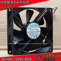 팬 냉각 NMB 9025 12V 0.56A 3610KL-04W-B69 대형 공기 냉각 팬 더블 볼 90 × 90 × 25mm 쿨러