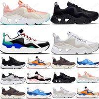 Sıcak 2021 Hafif RYZ 365 Moda Kadınlar Yumuşak Koşu Ayakkabıları Spurce Aura Tüm Siyah Beyaz Açık Havada Eğitmenler Koşucular Erkek Spor Sneakers