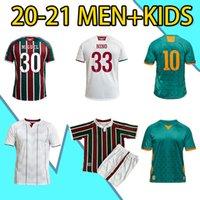 2020 New De Grêmio Camisa 3 Fluminense Esporte Recife Futebol Jerseys Gremio 125 Anos Especial 20 21 Camisa de Futebol de Jersey Top Quality