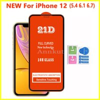 Full Cover protector, 21D Full Cover Tempered Glass Screen Pr...