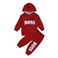 NUEVO otoño invierno niños niños deporte sport traje recién nacido bebé niñas empalmando su traje con capucha ropa para niños 1 2 3 4 año 201031