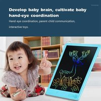 그래픽 태블릿 펜 아이들 LCD 필기 보드 다채로운 작성 태블릿 디지털 드로잉 IINE 패드 아이 idea1 확장