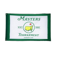 Master Golf 2020 Flagge 3x5 ft Golf Banner 90x150cm Festival Geschenk 100D Polyester Indoor Outdoor Printed Flagge