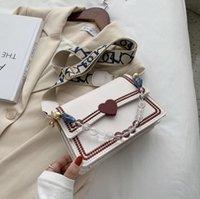 HBP 99 99New Fashion Women Shoulder Bags Girl Heart Crossbody Bag Multi-mode Handbag Small Delicate Flap Ins Lady Package