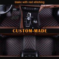 Luxuskundennutzer geeignet für 2007-2021 Lincoln Navigator Continental MKC MKT MKT MKX MKZ CAR BOD MATS 12 Farben Bodenmatten