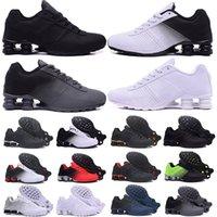 Shox 809 New Classic Entregar 809 executando sapatos para homens mulheres transporte da gota Atacado Famoso ENTREGAR OZ NZ Mens treinadores Sneakers Desporto