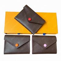 Kadın Çanta Çanta Tote Sikke Çanta Kısa Cüzdan Pocketbook Kart Sahipleri Kadınlar Adam Klasik Fermuar Cep Sırt Çantası M41938