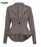 Kadın Takım Elbise Blazers 2021 Şeker Renk Yedi Noktası Kollu Küçük Takım Elbise Banliyö Modelleri Ince Kadınlar