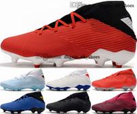Zapatos 12 hombres Crampones de Schuhe Zapatillas Nemeziz 19 FG EUR Mujeres 38 Entrenadores 19+ AG Tamaño EE. UU. EE. UU. Botinas de fútbol 46 botas de fútbol