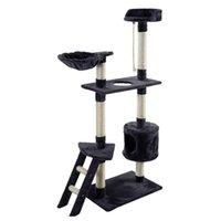 """جديد 60 """"Cat Tree Tower Condo Sertust Furniture Kitten Pet Hou Qylgie Bendenet"""