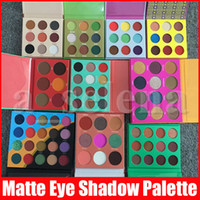 New Pro Sombra Edição Eyeshadow marcador paleta 6color 9color 12colors Makeup Sombra Blush Bronze Palette