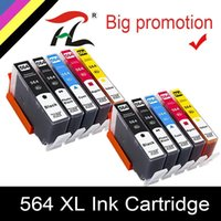 HTL 564XL Ink Cartridge for 564xl 564 compatible for Photosm...