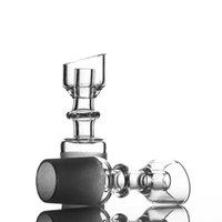 Andere Raucherzubehör Hersteller Quarzloch 14.5mm / 18,8 mm männlich domeless Nagel für Wasserleitung Bong