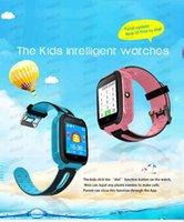 Çocuklar için Akıllı İzle Q9 Çocuk Anti-kayıp Akıllı Saatler Smartwatch LBS Tracker Android IOS için SOS Arama Saatler Çocuklar için En Iyi Hediye