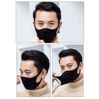 Yeni Koruyucu Yüz Spor Maskesi Yetişkin Toz Geçirmez Kapak Masques Tam Kullanımlık Maskeleri Anti Toz Solunum Elastik Popüler Pamuk