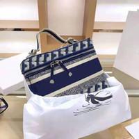 Top Luxus Designer Luxus Handtasche Geldbörse Damen 25 cm Kosmetiktüte Umhängetasche Gestickte Stoff Mode Handtasche Hohe Qualität Diagonale Tasche
