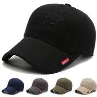 2020 New Men's baseball cap qiu Dong soft top hat fashion outdoor leisure sun hat 5 colors optional