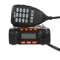 Walkie Talkie Baofeng KT8900 Mobile Radio Dual Band Transceiver 25W Transmission Power U / V Mini voiture amateur microphone orginal