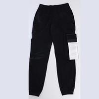 Pantalone Bussola distintivo da 20SS per uomo Pantaloni Pantaloni Designer Jogger Cargo Pant Pant Pantaloni da primavera Pantaloni a gambe strette Pantaloni sottili Streetwear