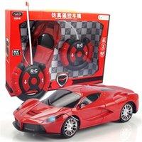 RC автомобиль спортивные автомобильные игрушки дети дистанционного управления электрические роскоши Red Racing Rafa автомобиль модель игрушка детские рождественские подарки 201223