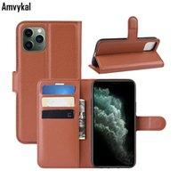 İyi Kalite Cüzdan çevir Stil Kılıf Kart Sahibi Standı Telefon Kapak İçin iphone 12 Pro Max 12pro 12mini iphone12