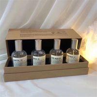 Höchstes Parfüm für Frauen Männer Geschenk Lelabo Weitere 13 Santal 33 Beramote 22 The Noir 29 Rose31 4pcs * 30ml Duft Set Kostenloser Versand