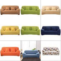 Mode Sofa Fall Elastische Einfachheit Kraft Stoffabdeckung All Inclusive Rutschfeste Kissen Sofas Abdeckung Hohe Qualität 60QR K2