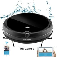 NEWEST Wet And Dry Robot Vacuum Cleaner With Camera Monitor,...