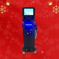Máquina de remoção do laser do laser do diodo único com comprimento de onda triplo 755 810 1064 Máquina permanente da remoção do cabelo de alexandrite do diodo