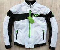 Motosiklet Jersey Dört Mevsim Yarış Takım Elbise Dahili Koruyucu Dişli Anti-Güz Motosiklet Rüzgar Geçirmez Su Geçirmez Ceket Ceket