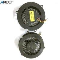 Almohadillas de enfriamiento portátil Original CPU refrigerador Fan para CQ50 CQ60 CQ70 G50 G60 G70 MCF-W13BM05 MCF-W13BM05-11