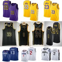 NCAA LeBron James 23 Jersey James Harden 13 2 Leonard Paul 13 George Mens College Basketball Jerseys