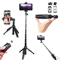 Yunteng Extendable Selfie Stick Tripod Monopod with Bluetoot...
