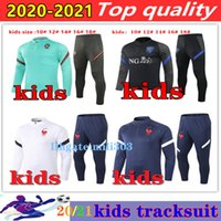 2020 2021 Ronaldo Kinderfußballtraininganzug Chandal 20 21 Joao Felix Neves MAILLOT DE FOUT SURFETEMENT KIDS FUSSFUSSUELSUIT JOGGING