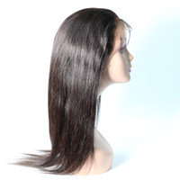 Hot Popular Natural Soft Black Straight Long Cheap Virgin Hu...