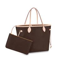 토트 핸드백 숄더 가방 핸드백 여자 가방 배낭 여성 토트 백 지갑 갈색 가방 가죽 클러치 패션 지갑 가방 45-29