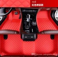 Tapis de sol voiture Conçue sur mesure pour Buick Regal insigne / Opel 4doors 2009-2019