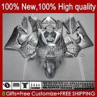 혼다 CBR919 CBR900 RR CBR900RR CBR 919RR 900RR 919CC 바디 키트 93HC.23 은빛 불꽃 98 99 CBR 900 919 CC의 RR 1,998 1,999 페어링을 CBR919RR
