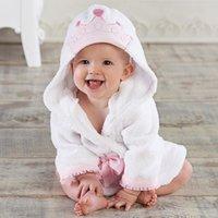 2020 nouvellement mignon animal bébé enfant enfant enfant bébé fille garçon parodie serviette wrap peignoir baignade couverture
