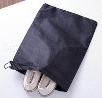 스토리지 가방 비 짠 재사용 가능한 신발 커버 Drawstring 케이스 통기성 먼지 증거 잡화 패키지 BBYLYA BDESPORTS