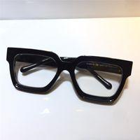 Millionär erklären 1165 Spezielle Gläser Retro Vintage Männer Frauen Goggle Glänzende Gold Sommer Stil Laser vergoldet Spitzenqualität mit Paket