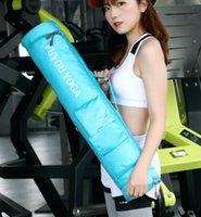 Fitness Sports Yoga Mat Bag Multifunction Pocket Pilates exercise Training Carrier Knapsack Large Capacity sling packs Portable Mats Storage Holder Backpack