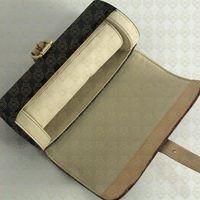 3 Caja de reloj M43385 Caja Mens Designer Mujeres Pouch PROUCHES TRIMS ACCESORIOS DE CUERCOS ACCESIOS N41137 M47530 M32609 5 colores M32719 Negro