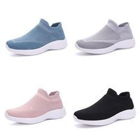 Black blue pink grey GIRL women Running Shoes soft Simple Kind3 Jogging Brand low cut fashion cheap Designer trainers Sports Sneakers 39-44