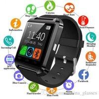 100 шт. U8 Цвет экран Сенсорный Смарт-часы Музыкальный Вызов Шаг Количество Спящего Мониторинг Камера Будильник Bluetooth для: iPhone Samsung Huawei OPPO
